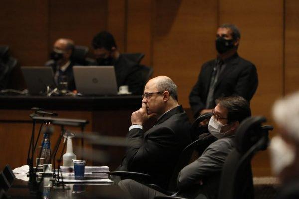 Wilson Witzel no Tribunal de Justiça do Rio