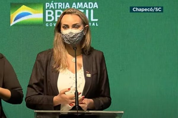 Daniela Reinehr Governadora de Santa Catarina (1)