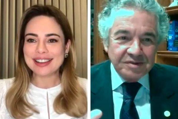 Rachel Sheherazade entrevista Marco Aurelio Mello