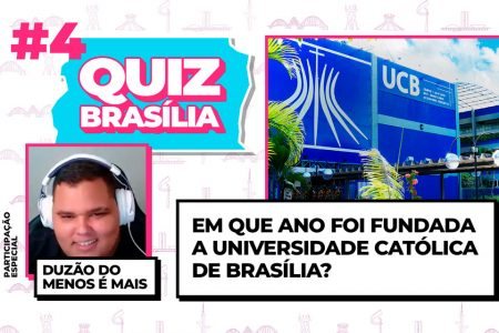 Duzão no Quiz Brasília