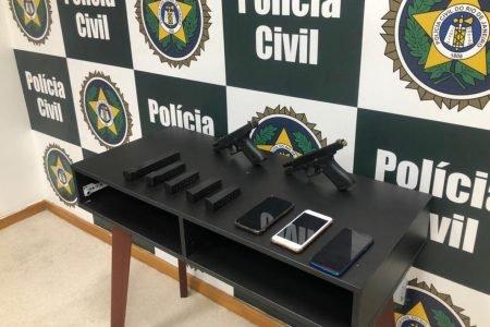 19 milicianos são presos pela força-tarefa da Polícia Civil do Rio