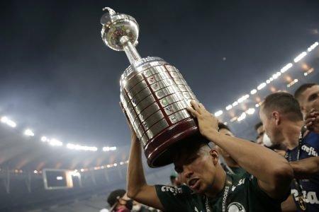 Rony Palmeiras Libertadores