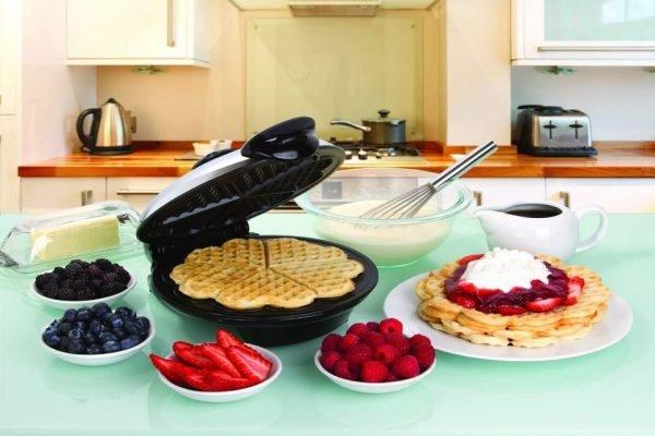 Máquina de waffles