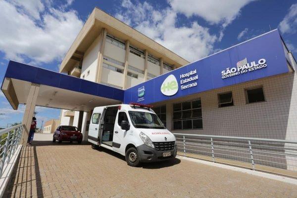 Hospital Estadual de Serrana, Serrana (SP) - Cidade conta com um hospital de referência de tratamento de Covid-19