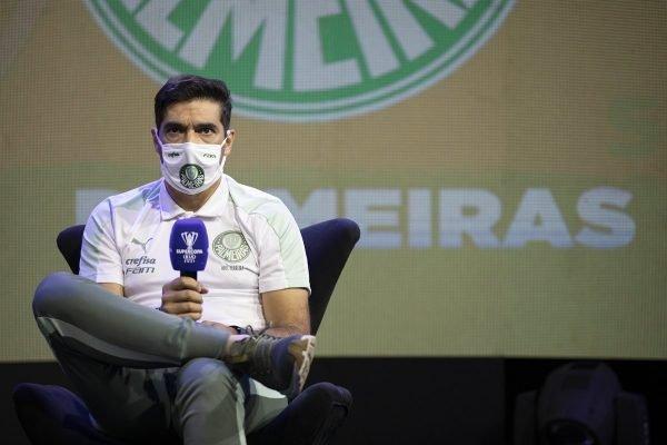 Abel Ferreira Supercopa do Brasil