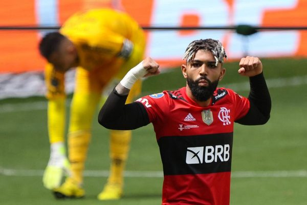 Flamengo x Palmeiras Supercopa