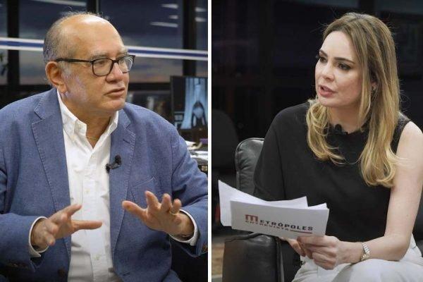 Rachel Sheherazade entrevista Gilmar Mendes