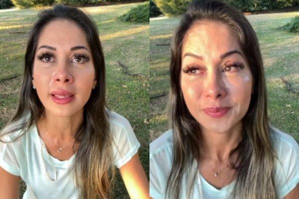 Mayra Cardi anuncia término com Arthur Aguiar 8 dias após reatarem
