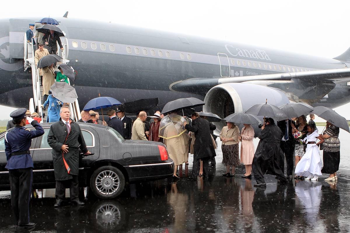 Príncipe Philip em turnê real