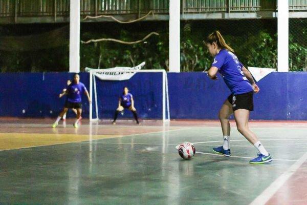 Time de futsal feminino do DF