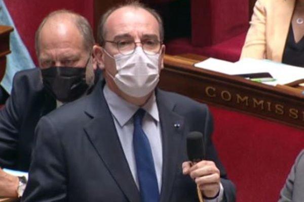 O primeiro-ministro francês