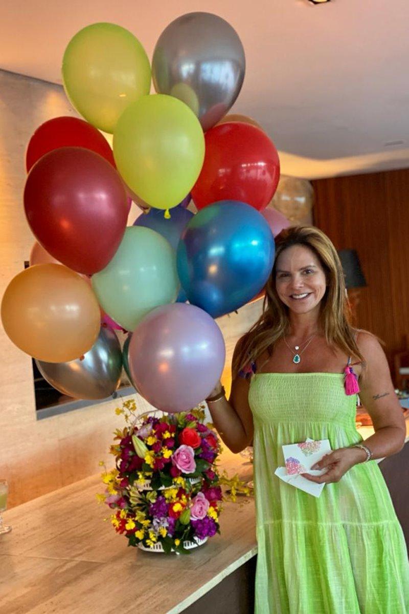 Aniversário Claudia Salomão