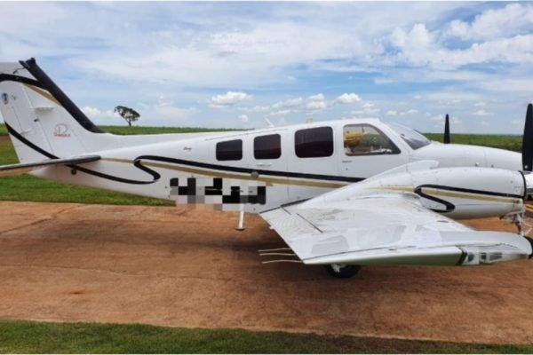 Quadrilha é investigada por fazer tráfico de drogas em aviões a partir de Goiás