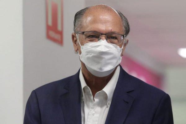 São Paulo - Geraldo Alckmin presente em inauguração de hospital da prefeitura