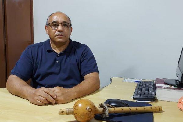 secretário Executivo do Conselho Indigenista Missionário (Cimi), órgão vinculado à Conferência Nacional dos Bispos do Brasil (CNBB), Antônio Eduardo Cerqueira de Oliveira
