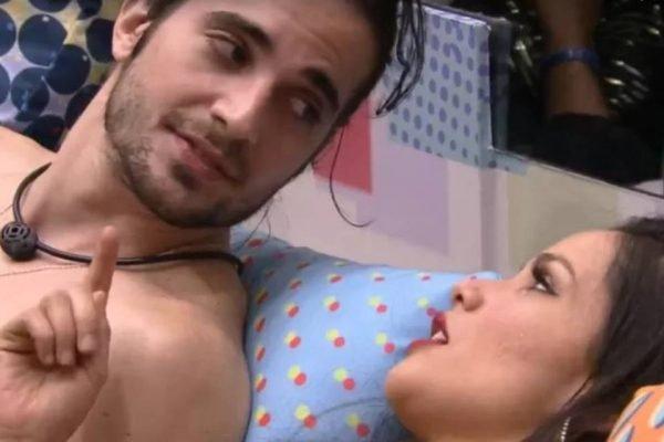 Fiuk e Juliette no BBB21