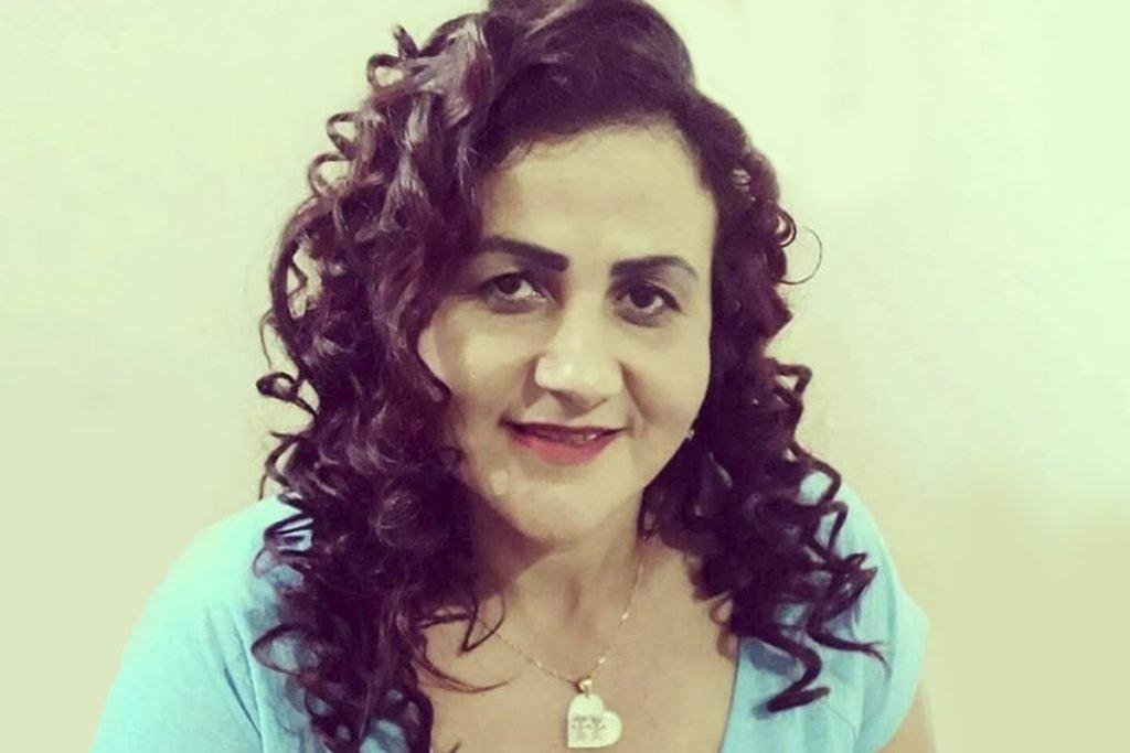 Francisca Moraes, faxineira morta pelo filho no Guarujá