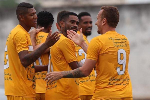 Brasiliense 4 x 0 Santa Maria, Candangão 2021.