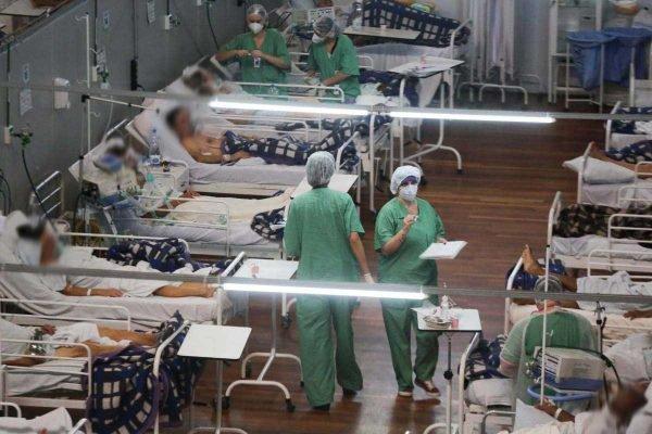 Hospital de Campanha Pedro Dell'Antonia de Santo André - São Paulo