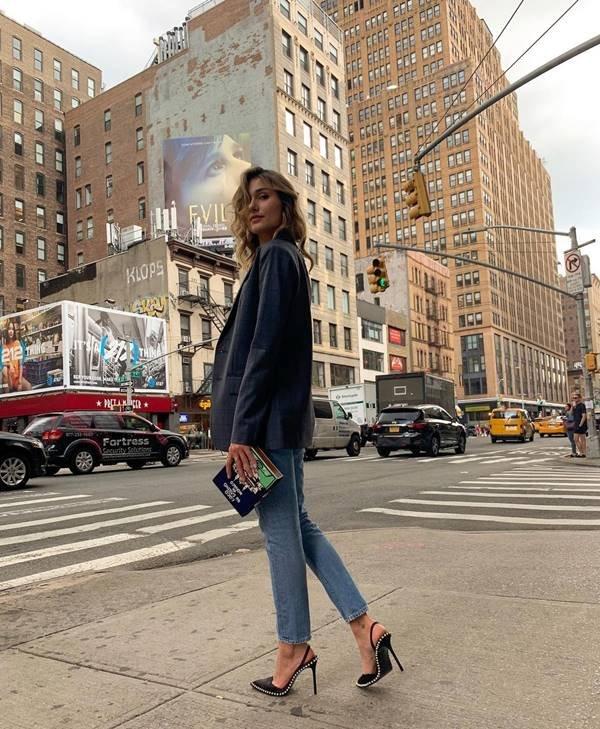Sasha Meneghel em Nova York