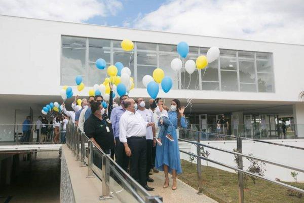 Reinauguração do Museu de Arte de Brasília (MAB)