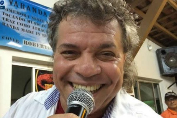Cantor Augusto Cesar morre