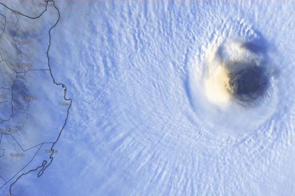 Ciclone Surigae