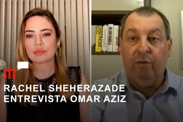 Rachel Sheherazade entrevista Omar Aziz