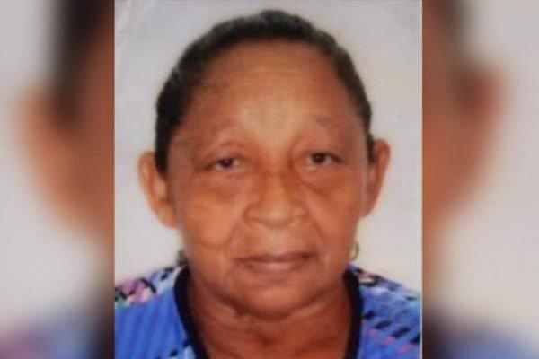 idosa de 76 anos é encontrada morta em casa, em anápolis, goiás. suspeita é que ela tenha sido morta por um morador de rua que havia acolhido em casa