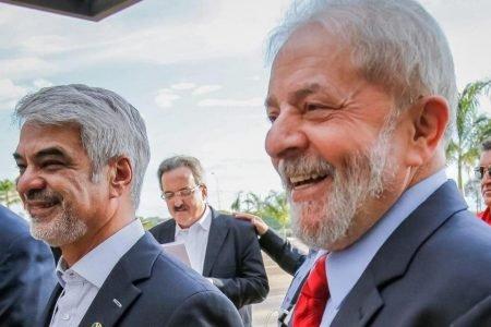 Humberto Costa e Lula