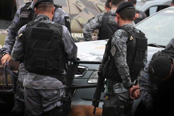Policia Militar - PMDF - Policial