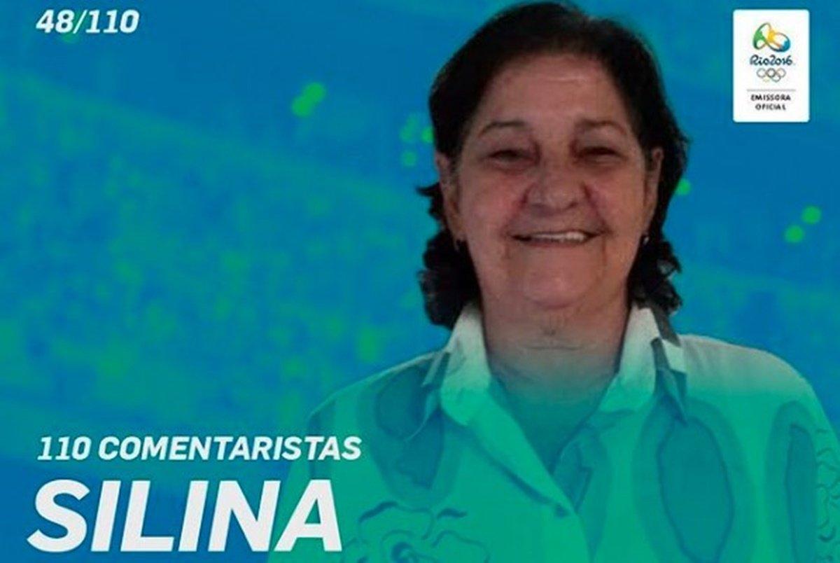 """A voz dos saltos ornamentais"""", Silina Braga morre aos 68 anos"""