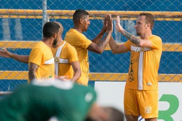 Brasiliense 3 x 0 Gama