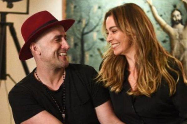 Paulo Gustavo e Monica Martelli