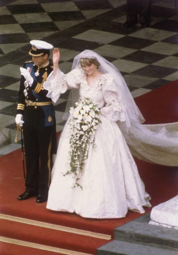 Casamento da princesa Diana