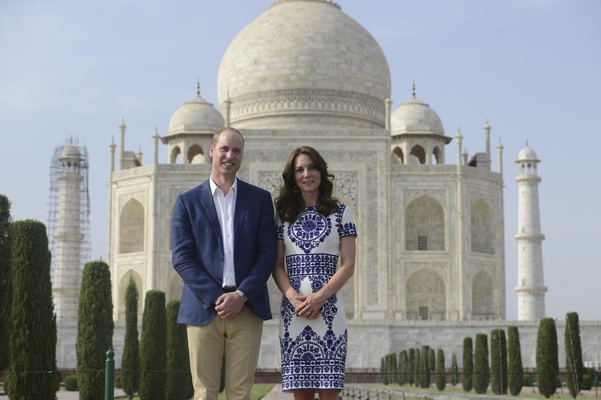 Principe Willaim e Kate Middleton