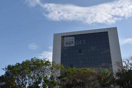 Fachada do Prédio do MPDFT