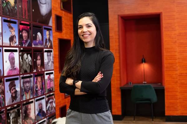 Empreendedora Rafa Cavalcanti