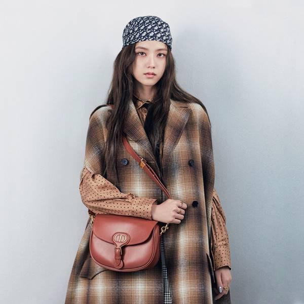 Kim Ji-Soo, integrante do Blackpink e embaixadora global da Dior