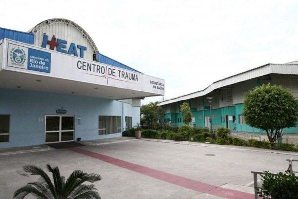 Hospital Estadual Alberto Torres em São Gonçalo