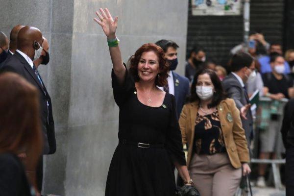 Carla Zambelli em SP