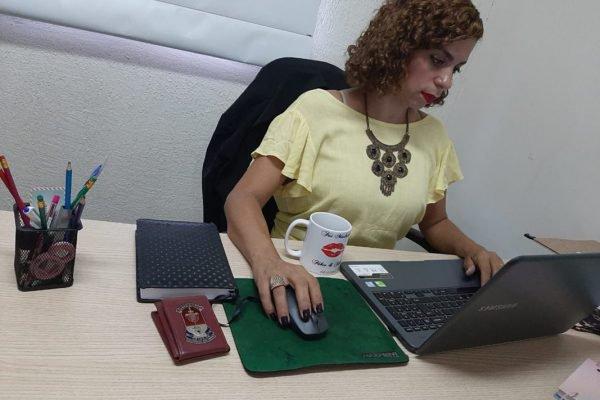 Fabiana Adalgisa, advogada