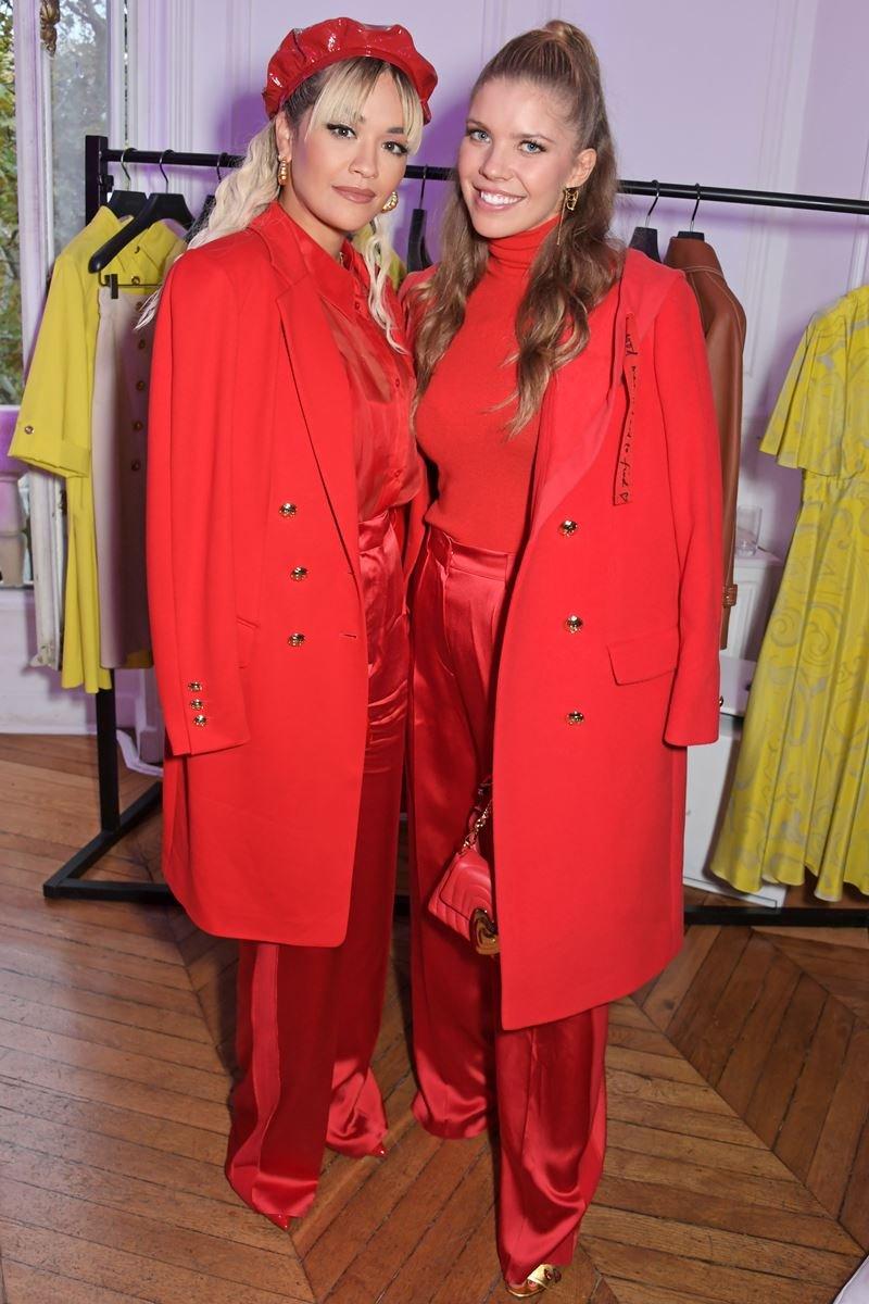 Rita Ora e Victoria Swarovski