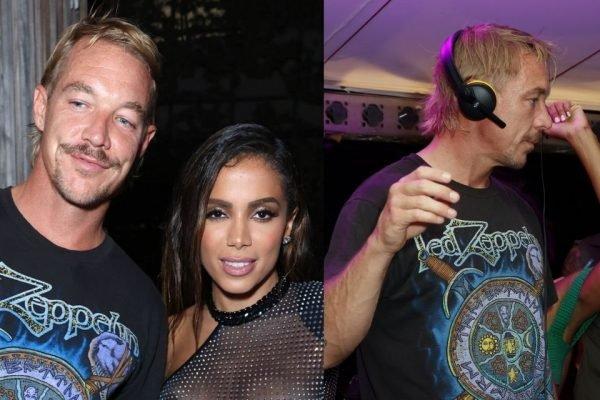 Diplo DJ e Anitta