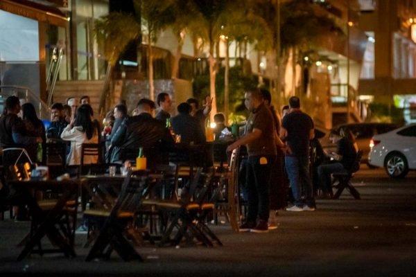 Bar e restaurante no DF