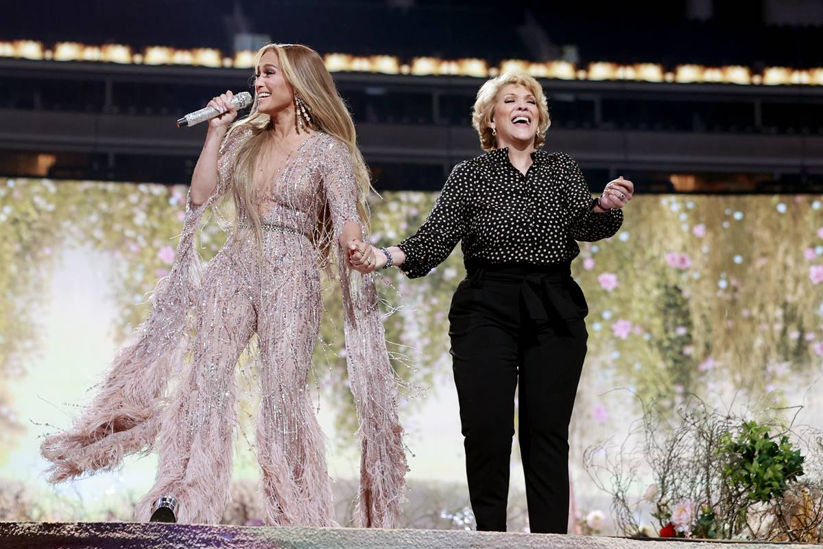 Jennifer Lopez - Global Citizen VAX LIVE: The Concert To Reunite The World