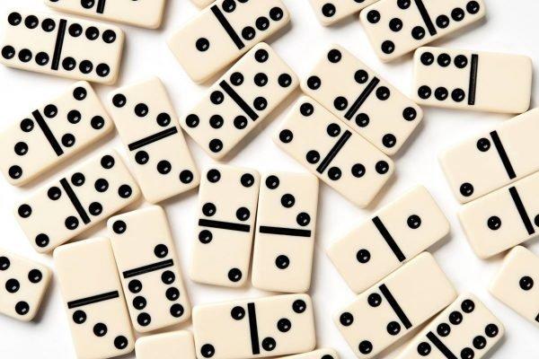 peça de dominó