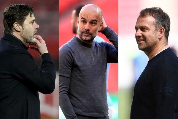 Pochettino, Guardiola e Hans-Dieter Flick