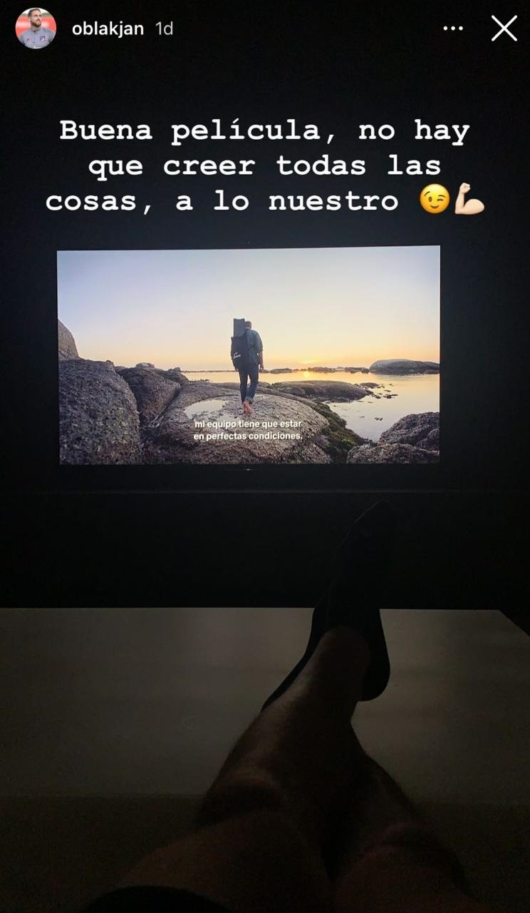 Oblak Instagram