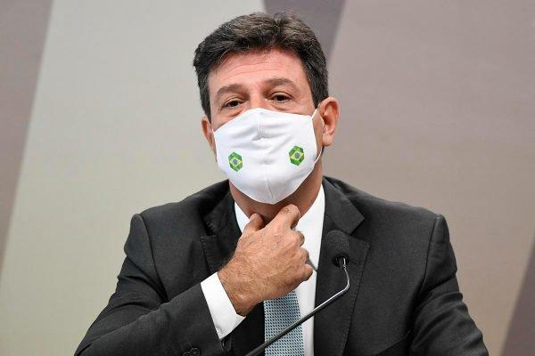 Luiz Henrique Mandetta, ex-ministro da Saúde